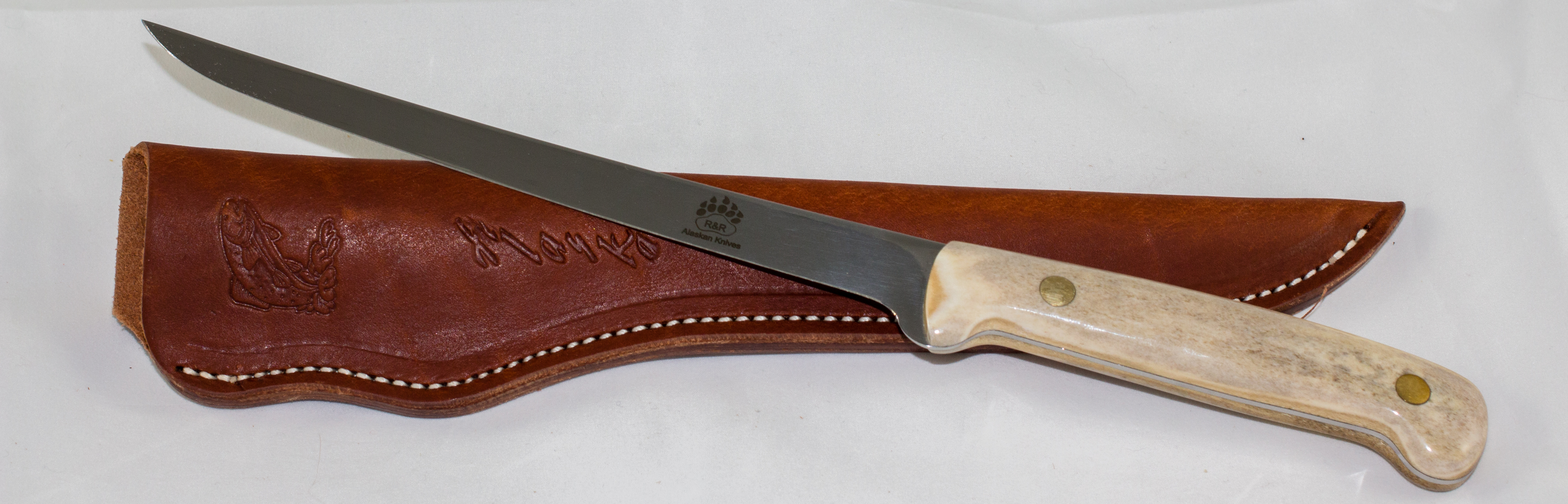 Fillet Knife By Bob Merry